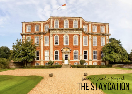 The Staycation Winter Weekender- by Sarah Louise Ryan & MFC - Age 32+