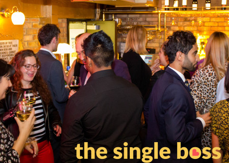 The Single Boss, welcome to 2020 - London - Age Range 26+